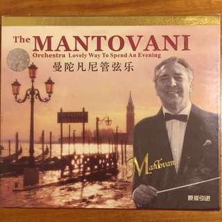 The Mantovani Orchestra - Lovely way to spend an evening ( CD )
