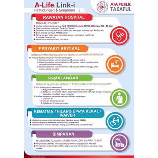 AIA PUBLIC TAKAFUL 🌹 LIFE PROTECTION