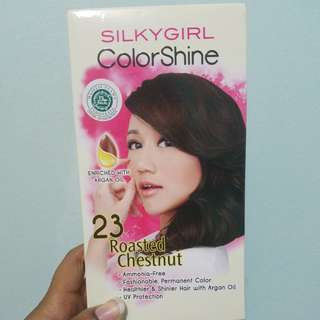 Silkygirl color shine