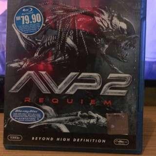 Alien Vs Predator 2 Requiem Bluray