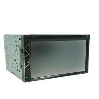 ROADMARK 6.95″ 2 DIN DOUBLE RECEIVER CAR DVD / DIVX / VCD / MP3 / CD/ R / RW YK-6101 (SKU: 02498-Y2)