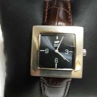Braun Buffel Watch
