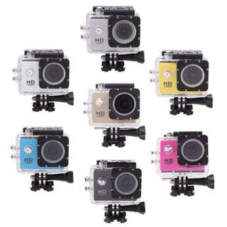 Full HD Waterproof Action Camera Sport Camera