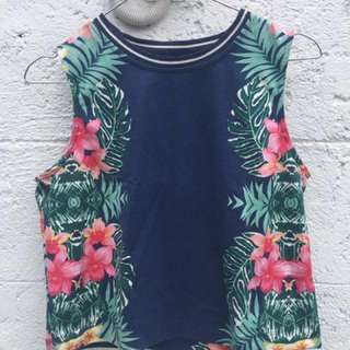 Colorbox Floral Top