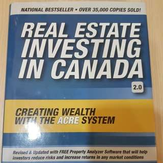 Real Estate investing in Canada 2.0 by Don R. Campbell