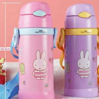 Authentic Miffy Thermal Flask 350ml Bottle
