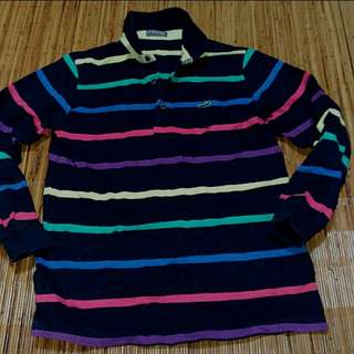 大童鱷魚棉衫