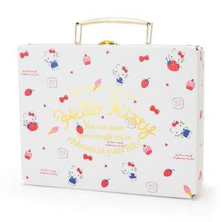 Japan Sanrio Hello Kitty Adult's Tool Box (Happiness Girl)