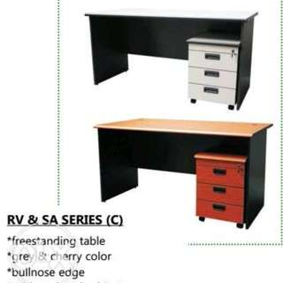 SA SERIES FREESTANDING TABLES--KHOMI