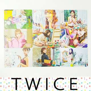 27, 28期 twice yescard
