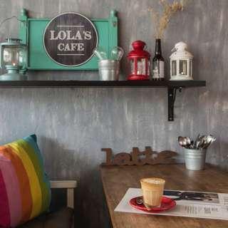 Full-Time Cafe Service Ambassador