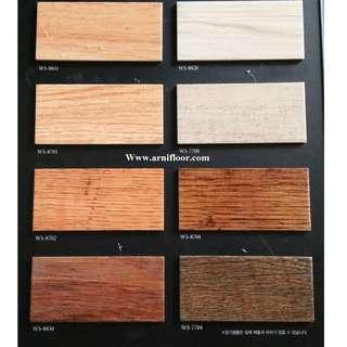 vinyl woosoung motif baru