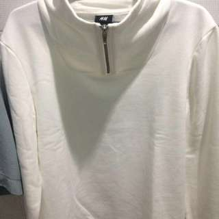 H&M Zip Sweater