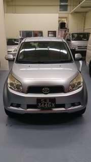 Toyota Rush 1.5 Auto