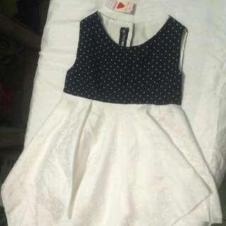 Dress baby cantix (max 6 bln)