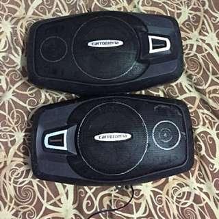 Speaker carrozzeria