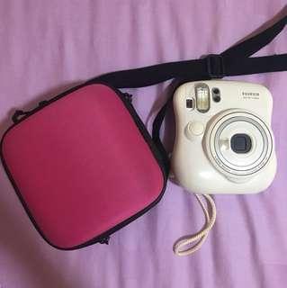 Fujifilm Instax Mini 25 (with carrying bag)