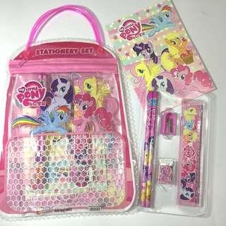 My Little Pony 文具包
