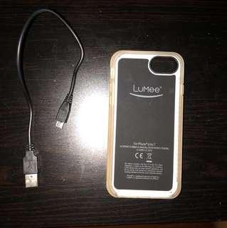 IPHONE7 LUMEE CASE BRAND NEW