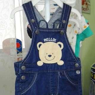*NY SALE* Miki Padini Baby Overall