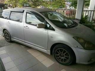 Toyota wish 2003/06