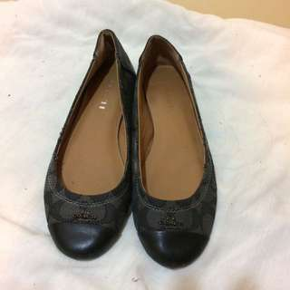 Coach Flats Shoes