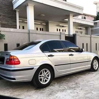 BMW E46 2001 seri M