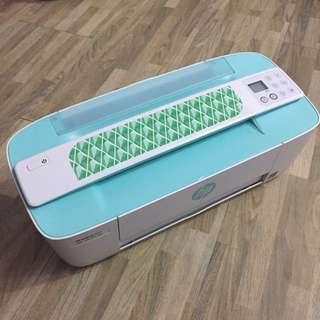 HP Deskjet 3721 多合一打印機 薄荷綠