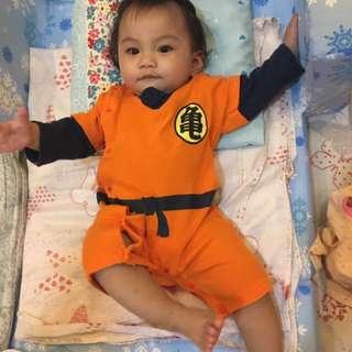 Son Goku's costume