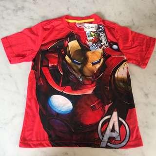 Kaos superhero ironman