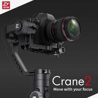 Zhiyun Crane 2 (2018 version)
