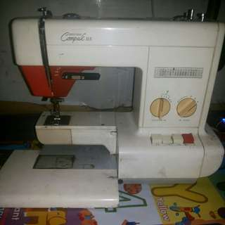 Defective Brother sewing machine