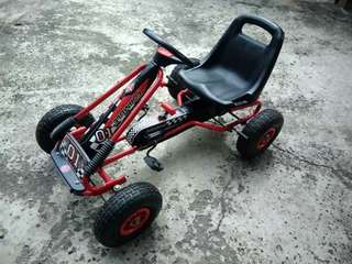 Pedal Go Kart (Rarely Used) Fixed Price