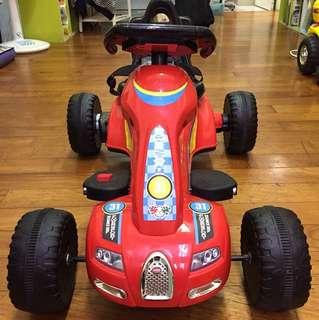 兒童電動車🏎️(賽車)🏎️