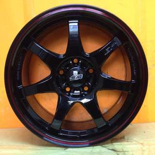 SPORT RIM 17inch NEW DESIGN RIMS