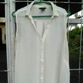 H&M Blouse sleeveless