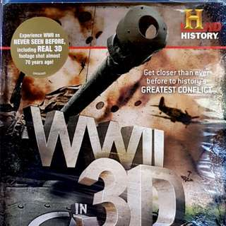 DOC : WWII IN 3D
