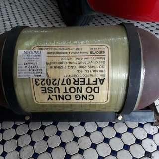 1. Set NGV Sistem Brand TATARINI ( Itali ).  Kapisti 65 Litre RM1200 Bole Nego No Problem.    2. Meter Untuk Teksi Brand M - TECH.  Rm300
