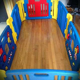 Haenim Play yard with free delivery
