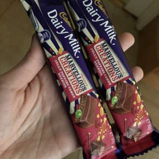 Cadbury Marvelous Creations Bar