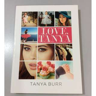 Tanya Burr, iJustine, A sprinkle of glitter and Tyler Oakley books