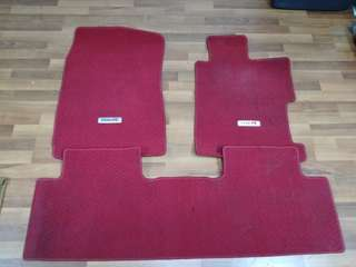 Car Mat Carpet Honda Civic FD FD2R Type-r