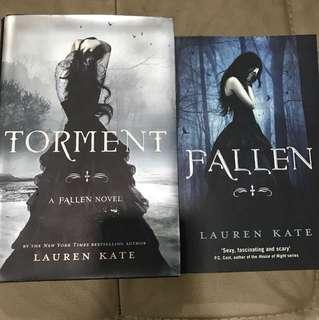 Fallen & Torment - Lauren Kate