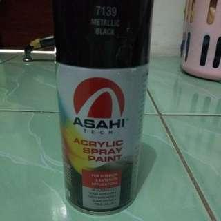 Asahi spray paint