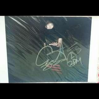2PM JUN.K簽名相