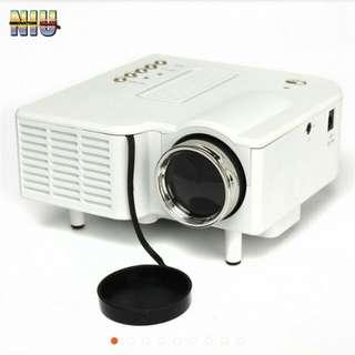 Unic UC28 Portable Mini Ultra HD Projector
