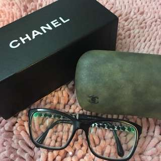 🈹Chanel 眼鏡架💯正品99%新🈹