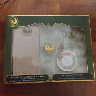 Fantastic Beasts stationary set