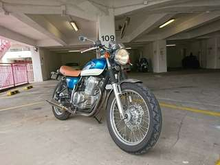 HONDA CB400 2005