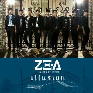 🚚 ZE:A帝國之子 風之幽靈 專輯